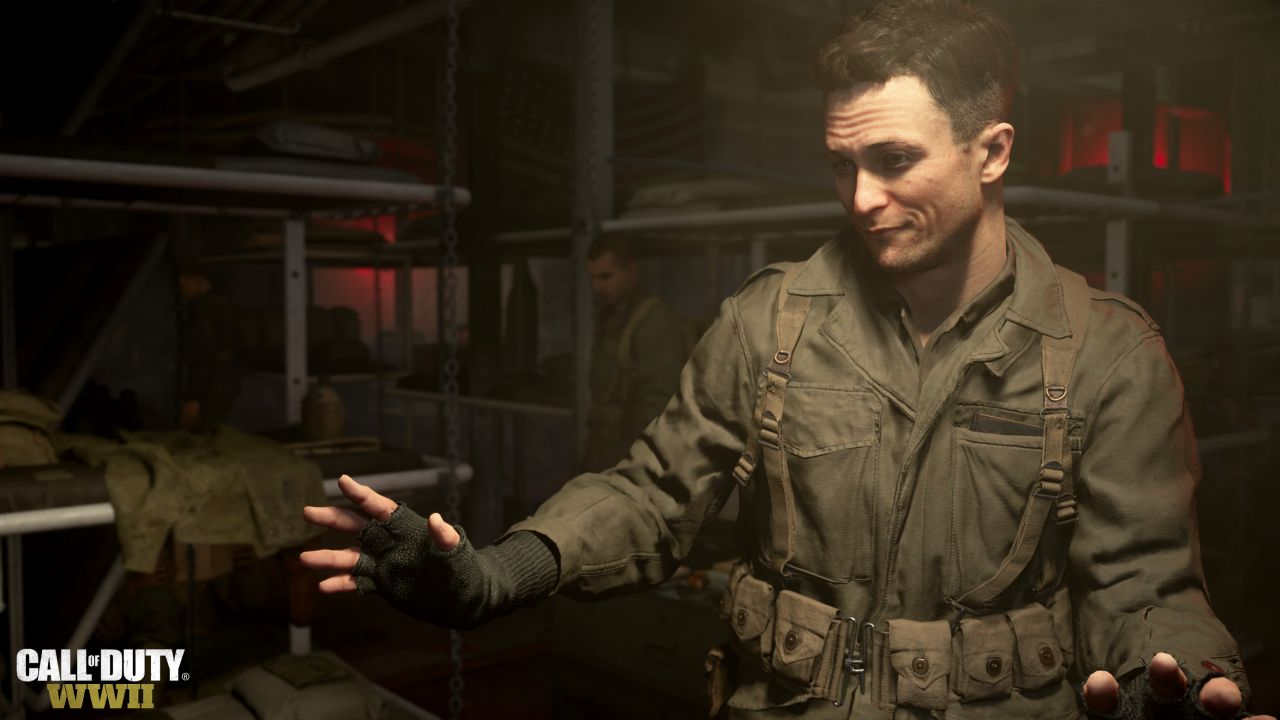 Gun Game coming to Call of Duty: WW2 in free Winter Siege ...