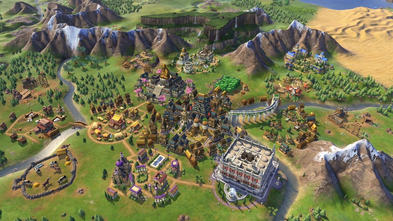 rise and fall Sid meier's civilization vi: rise and fall is the first official expansion pack for the turn-based strategy video game civilization vi it was released on february 8, 2018, in north america.