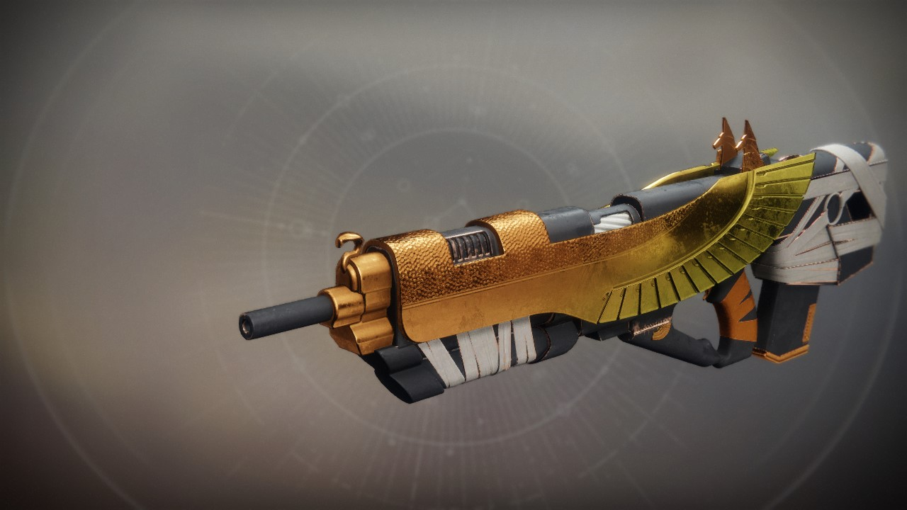 book of the dead exotic destiny 2