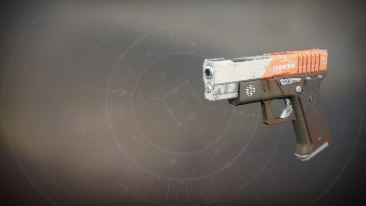 sidearms  destiny  vg