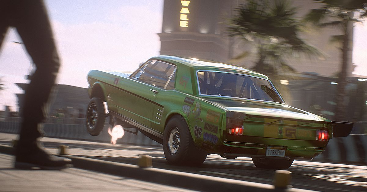 Need for Speed Payback features a derelict 1965 Ford Mustang you can fix up - VG247