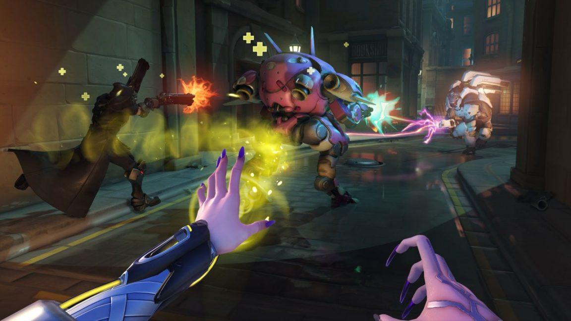 Overwatch sombra x reaper - 3 2