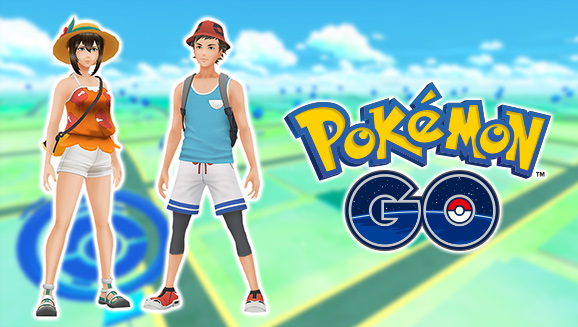 79a431b60a criticalhit.net Pokemon Go gets new avatar outfits to celebrate Ultra Sun  and Ultra Moon