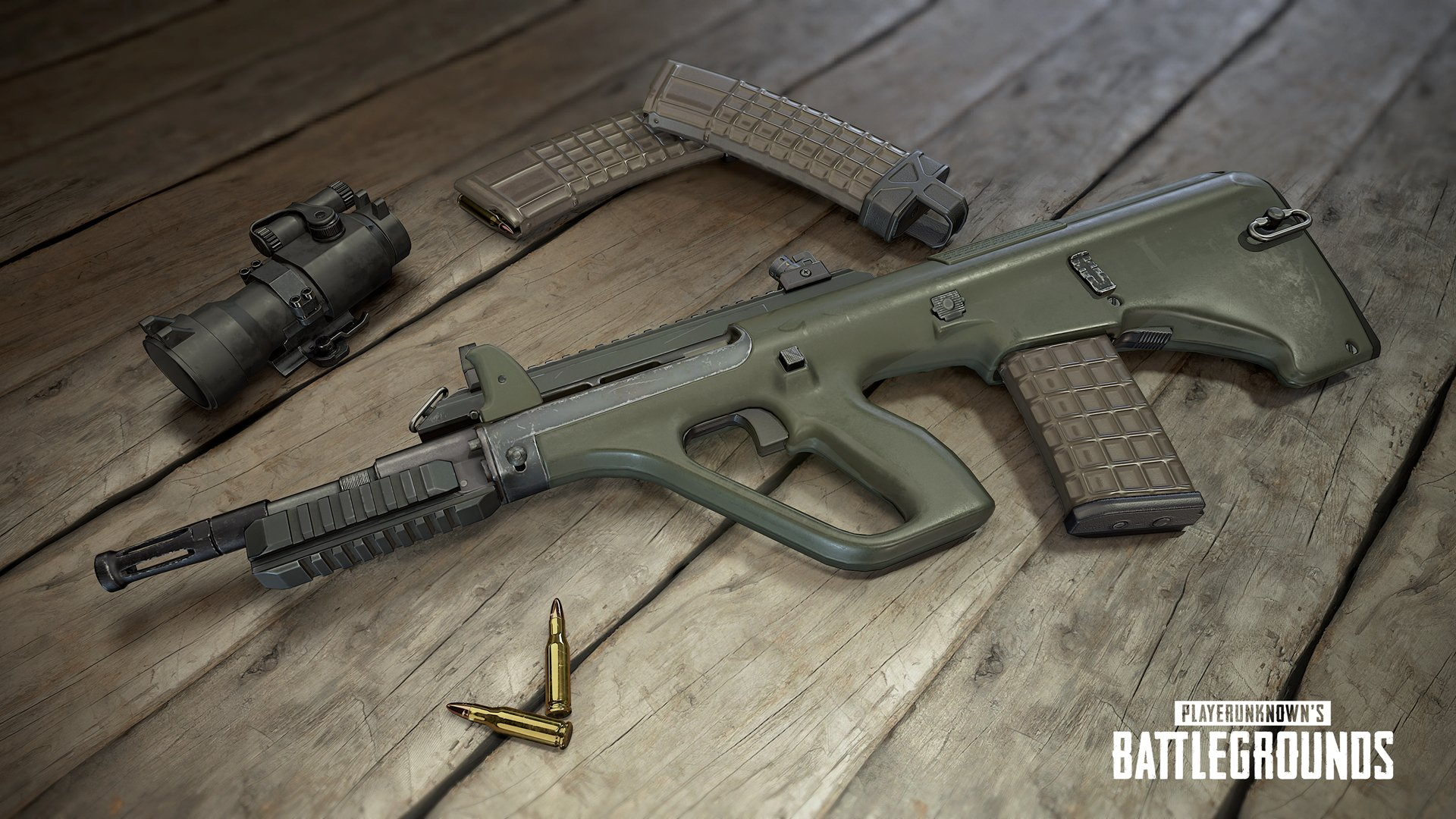 2 New Weapons Coming To Playerunknown S Battlegrounds: PlayerUnknown's Battlegrounds Is Getting 2 New Weapons