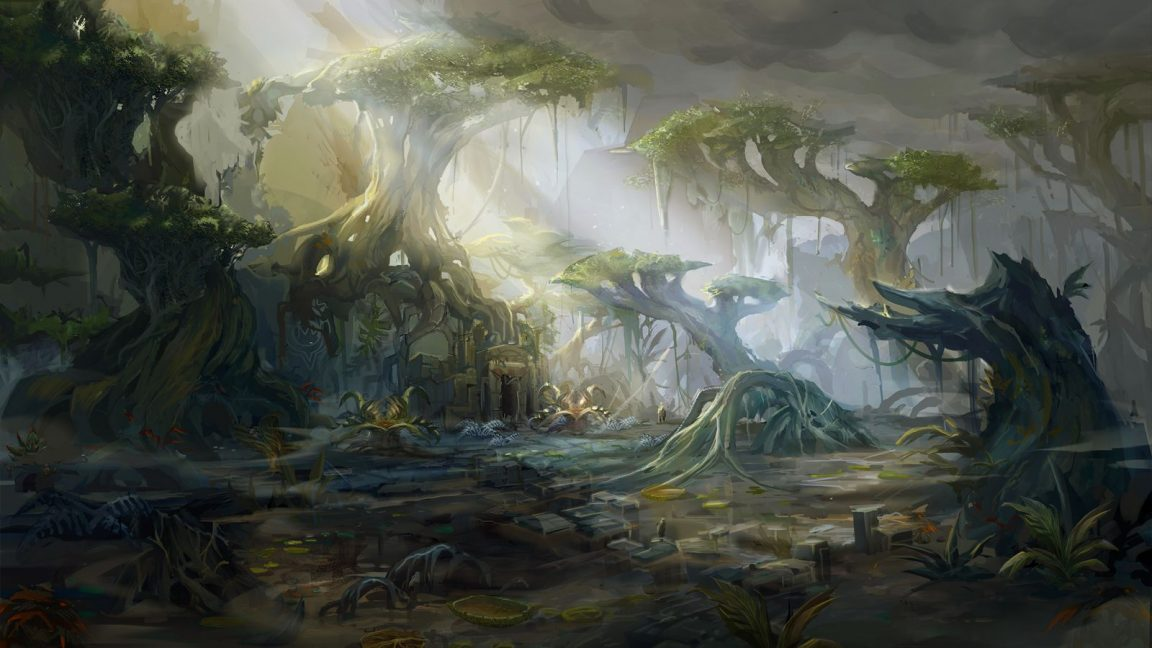 Battle For Azeroth Wallpaper: World Of Warcraft's Next Expansion Is Battle For Azeroth
