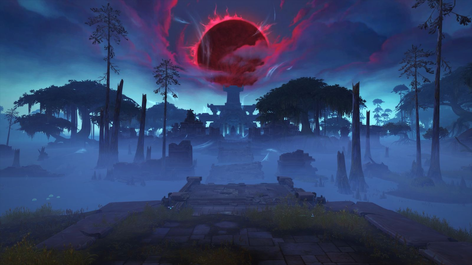 World Of Warcraft Bfa Wallpaper: World Of Warcraft's Next Expansion Is Battle For Azeroth