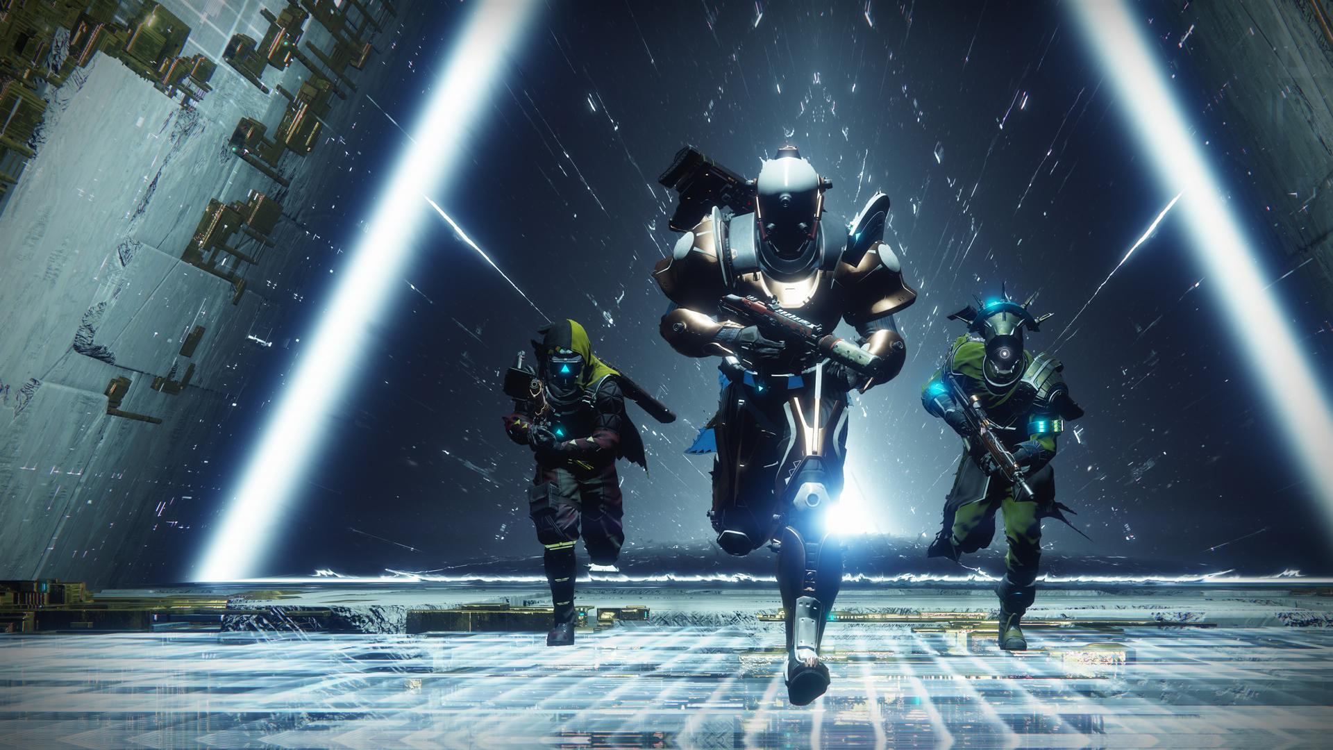Destiny 2: Curse of Osiris - this massive Vex machine ...
