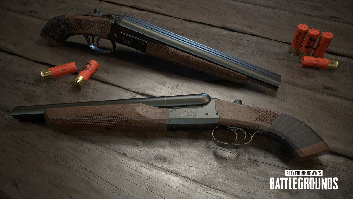 2 New Weapons Coming To Playerunknown S Battlegrounds: Desert Map In PUBG Will Be Available In The Next Round Of