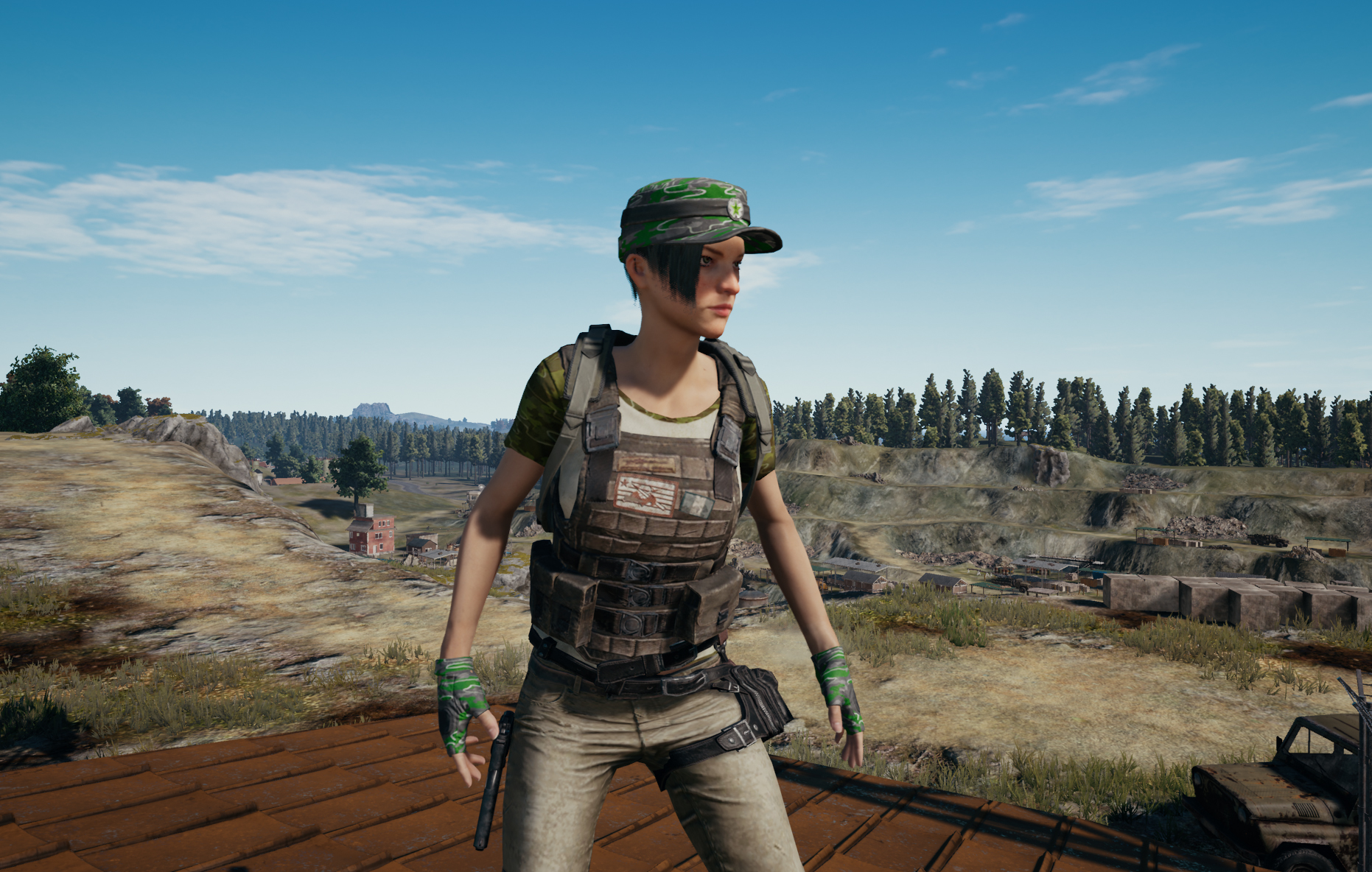 Tweaked Pubg Mobile To Look Like The Pc Version Pubgmobile: Playing PUBG On Xbox One Is Far From Fun, But It Doesn't