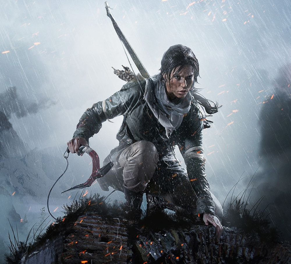 New Tomb Raider Wallpaper