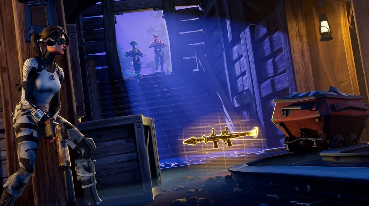 Fortnite new map update 2 2 0 released full patch notes for Chair in fortnite