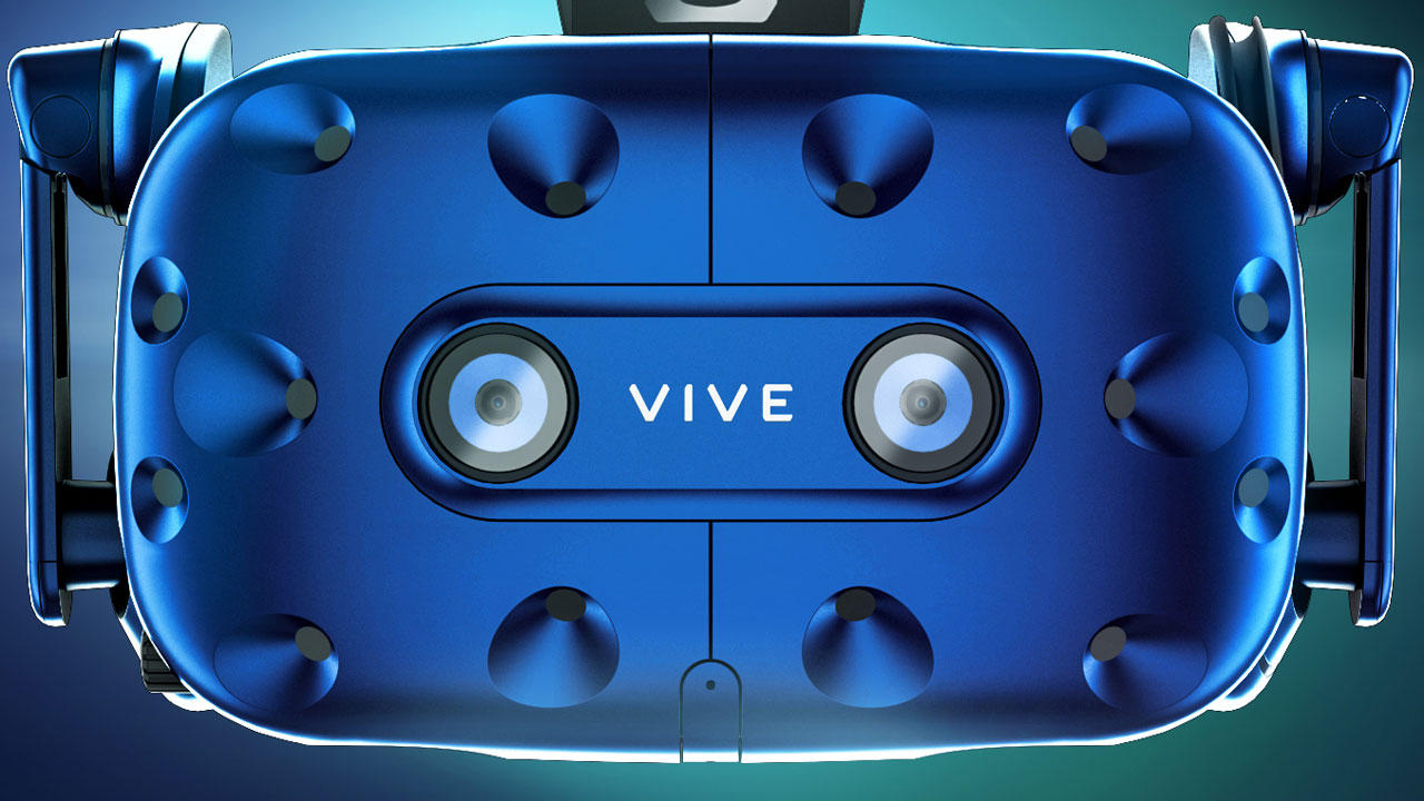 HTC Vive takes VR wireless with new adaptor, and also there's a fancy pants new Pro version