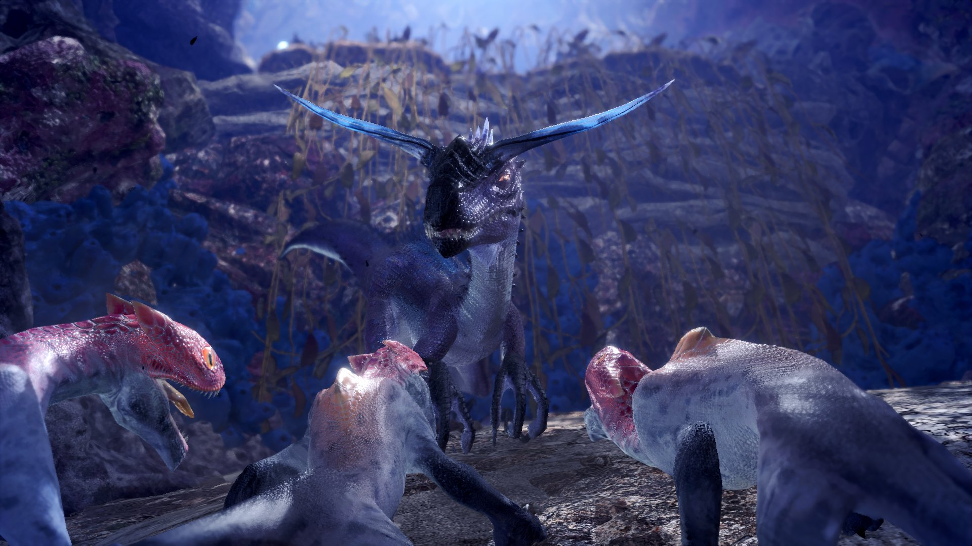 Mhw Beta Monsters >> Monster Hunter World Monster List: strengths, weaknesses, carves and rewards for all monsters in ...