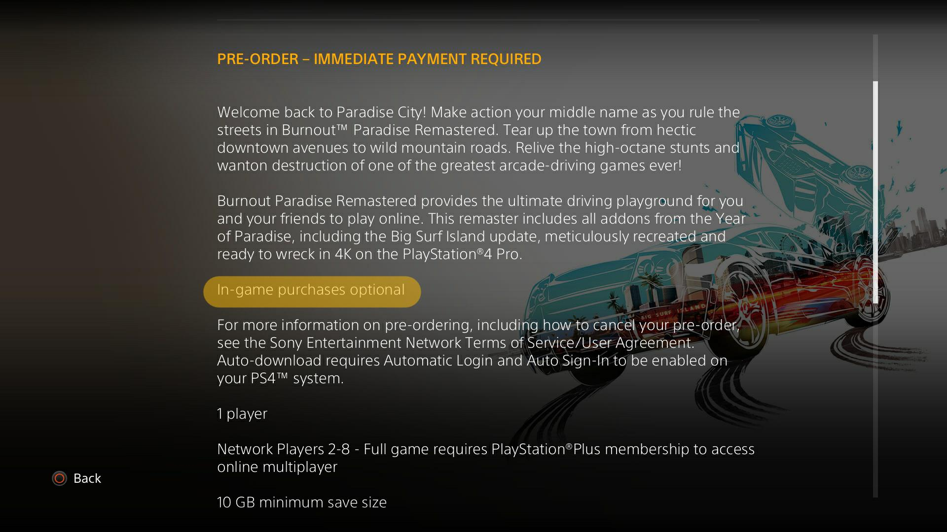 Dc5m United States Software In English Created At 2018 02 21 1803 Link Turns Every Power Outlet Into Walltowall Network Zdnet All Of Burnout Paradise Remastereds Content Will Be Included The Package With No Additional Game Purchases A Few Hours After Announcing