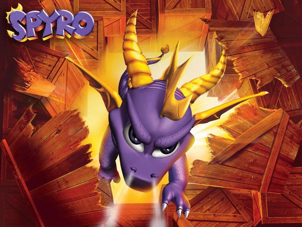 Spyro the year of dragon