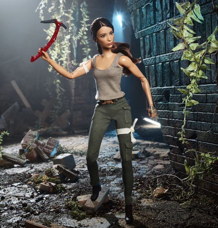 Alicia Vikander Tomb Raider: Don't Call It An Action Figure, That's A Tomb Raider
