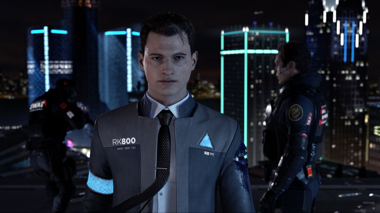 PC specs for Detroit: Become Human, Beyond Two Souls ...