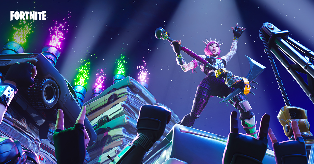 Fortnite: first season of competitive play details coming ...