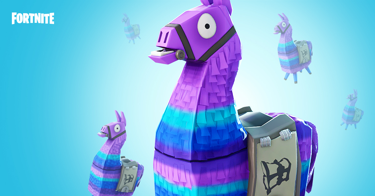 Fortnite V3 3 Supply Llamas Remote Explosives And New