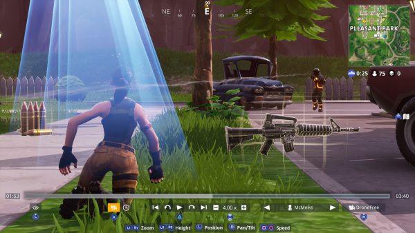 Fortnite Replay Main Shot Ranked Mode Is Here