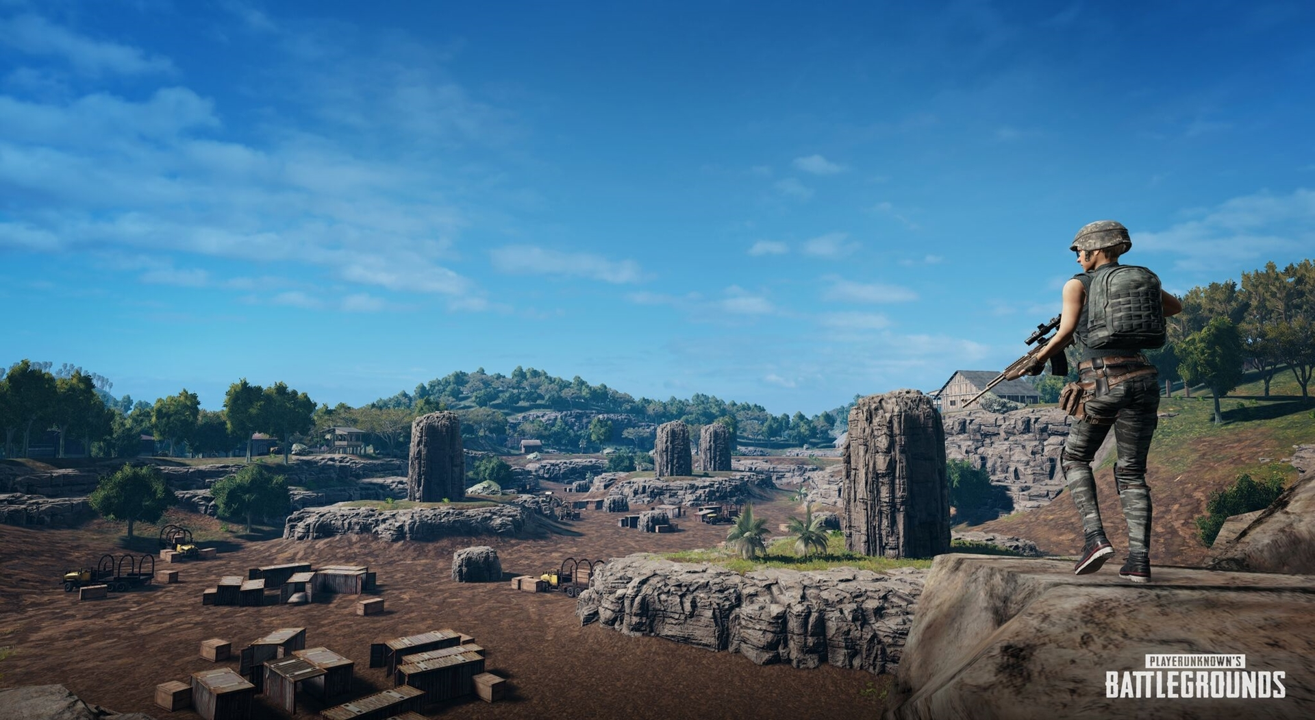 Pubg Sanhok Wallpaper 4k: PUBG Releases Patch Notes For Round 2 Of Savage Playtest