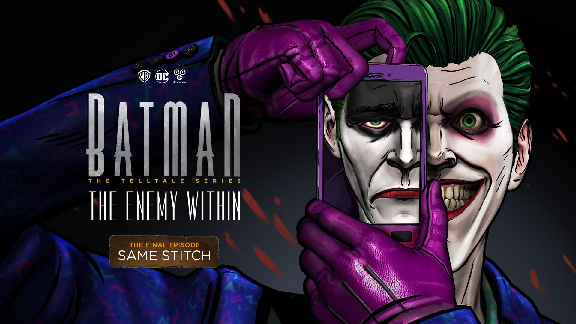 Pubg Hero By Gilbertgraphics: How Telltale Reinvented The Joker