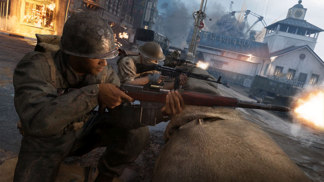 Call of Duty: WW2 The War Machine, Divisions overhaul live ...