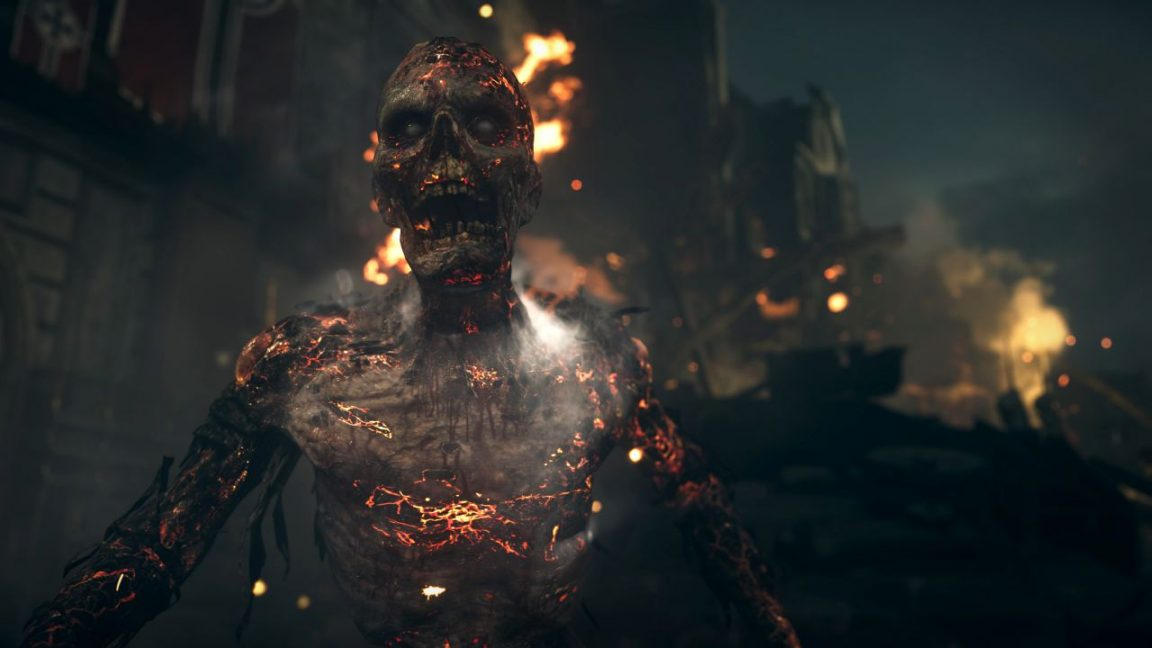 Call Of Duty Ww2 Zombies Wallpaper: Call Of Duty: WW2 The War Machine, Divisions Overhaul Live