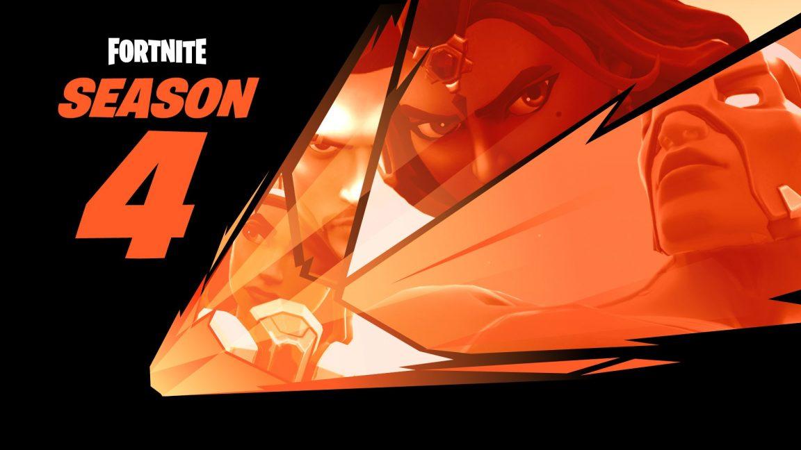 Fortnite Season 4 Free Tiers, New Skins, Battle Pass -5289