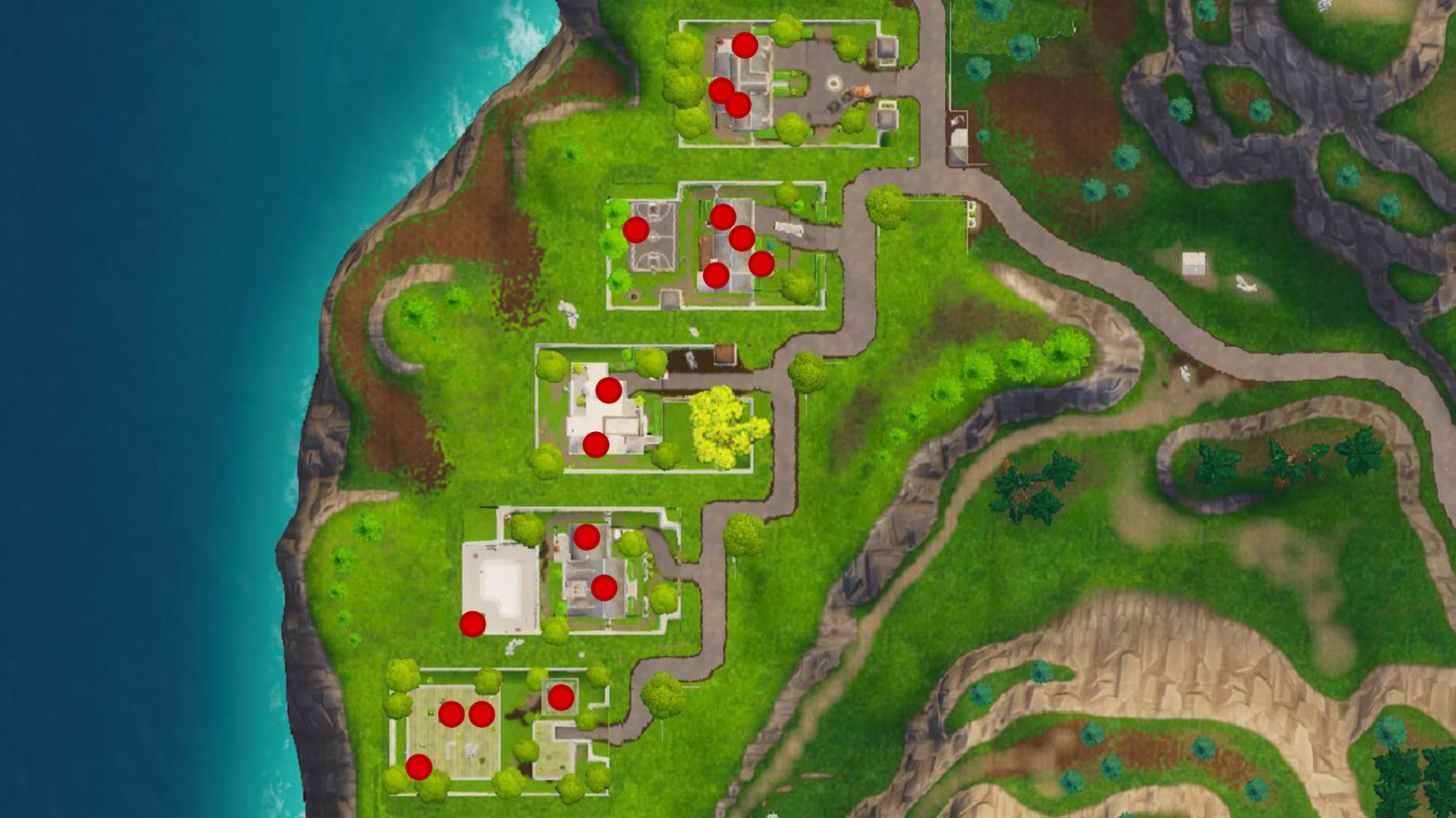 snobby shores map - photo #23