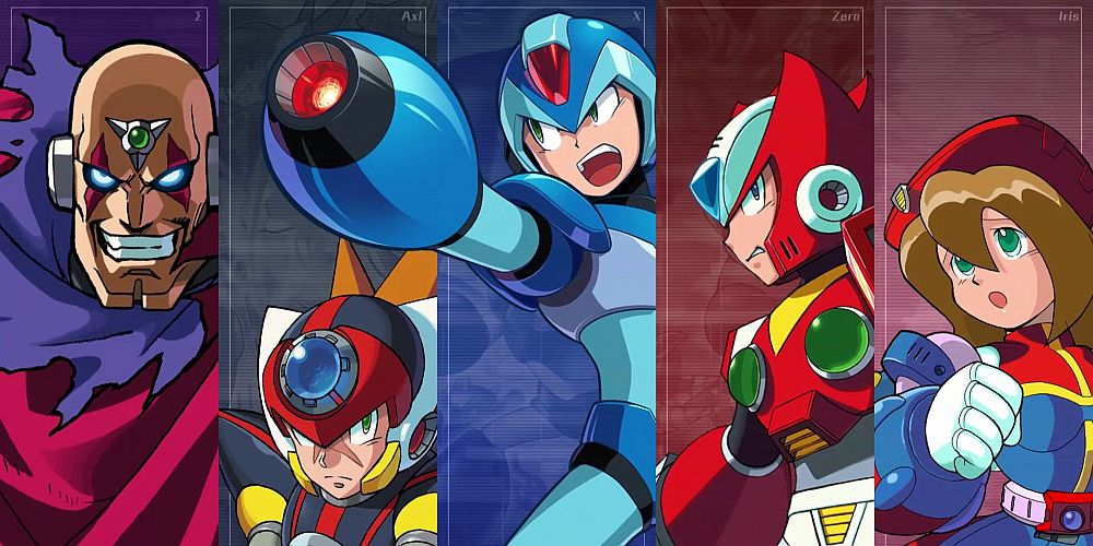 Mega man legacy ps4 release date