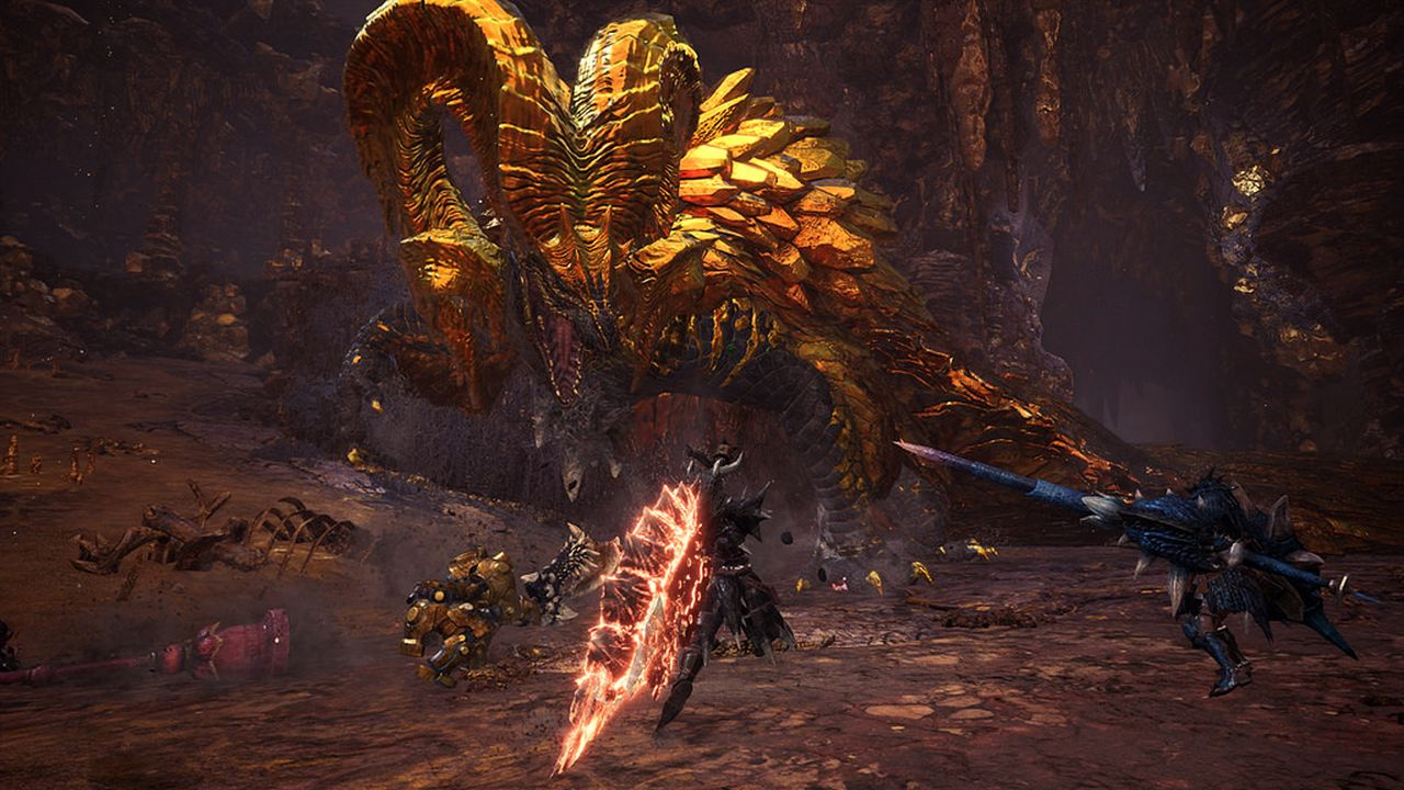 monster hunter world how to cancel a quest