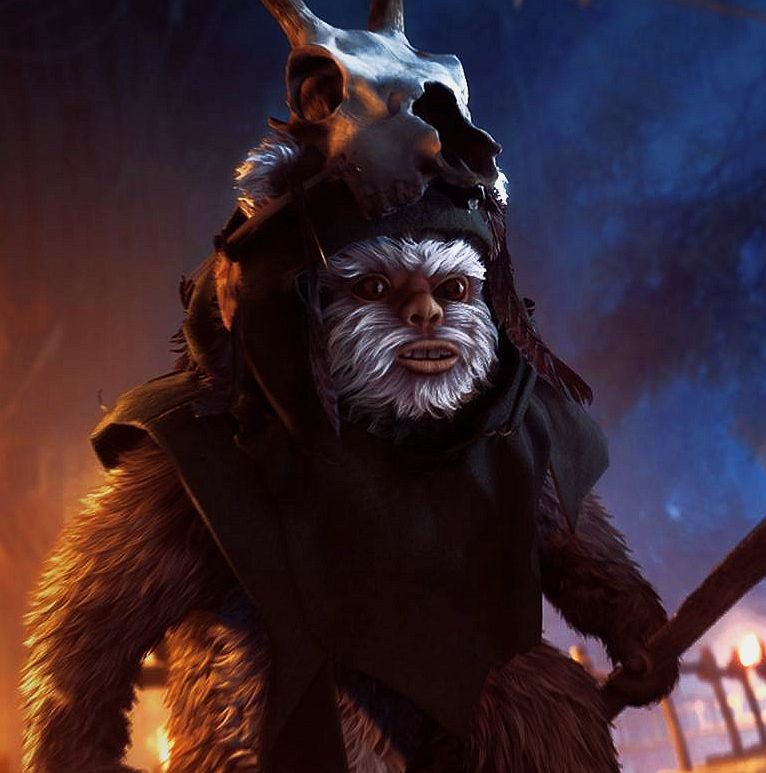 Star Wars Battlefront 2 Update Playable Ewoks