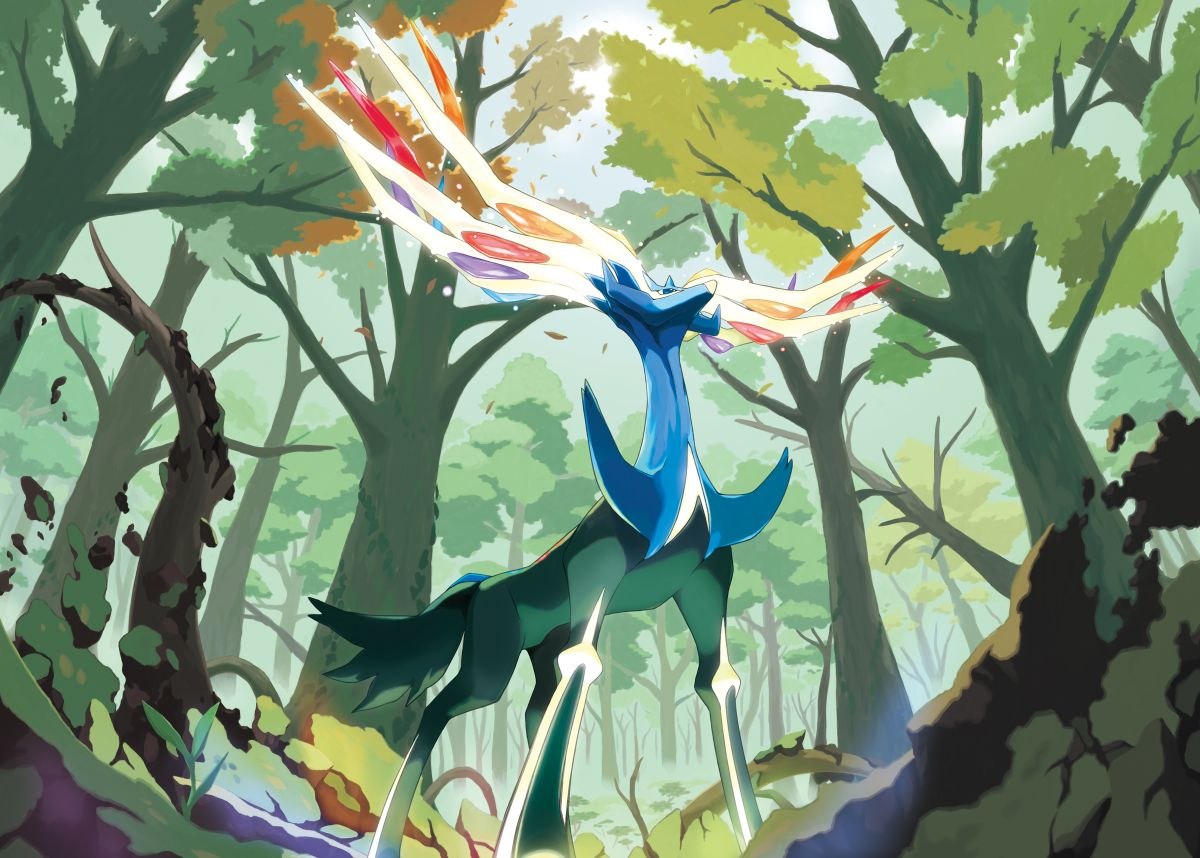 Pokemon sun and moon xerneas and yveltal distribution - Pokemone legendaire ...