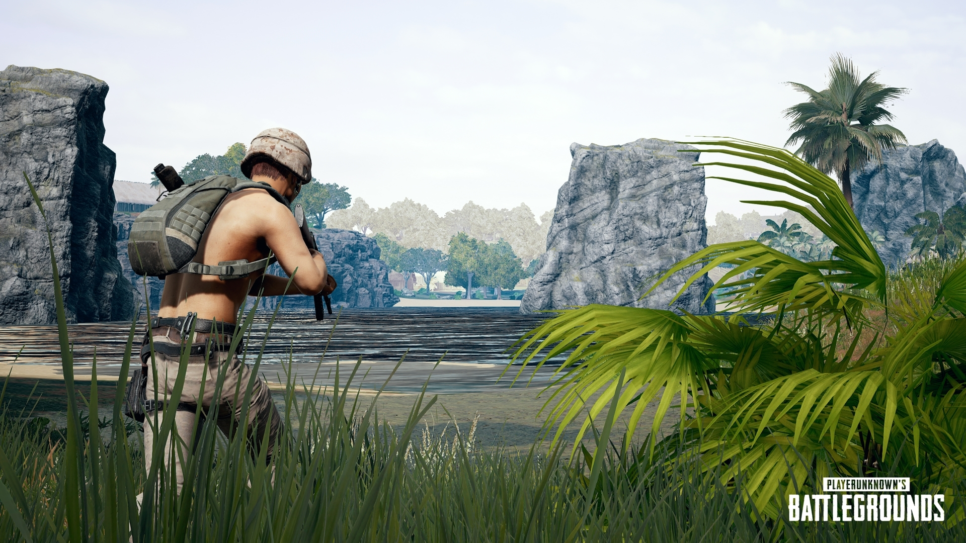 Playerunknown S Battlegrounds Maps Loot Maps Pictures: PUBG's 4x4km Map, Codename: Savage, Starts Testing Today