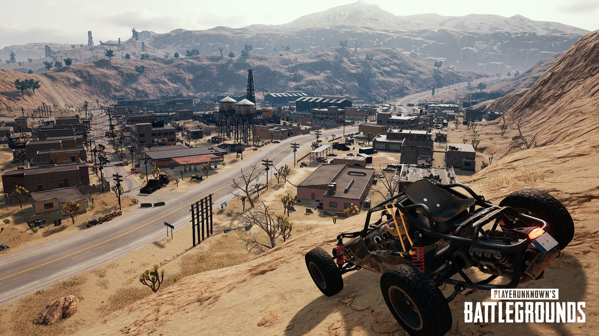 Pubg Hd Grafik: Major PUBG PC Patch Changes Blue Zone Speed And Damage