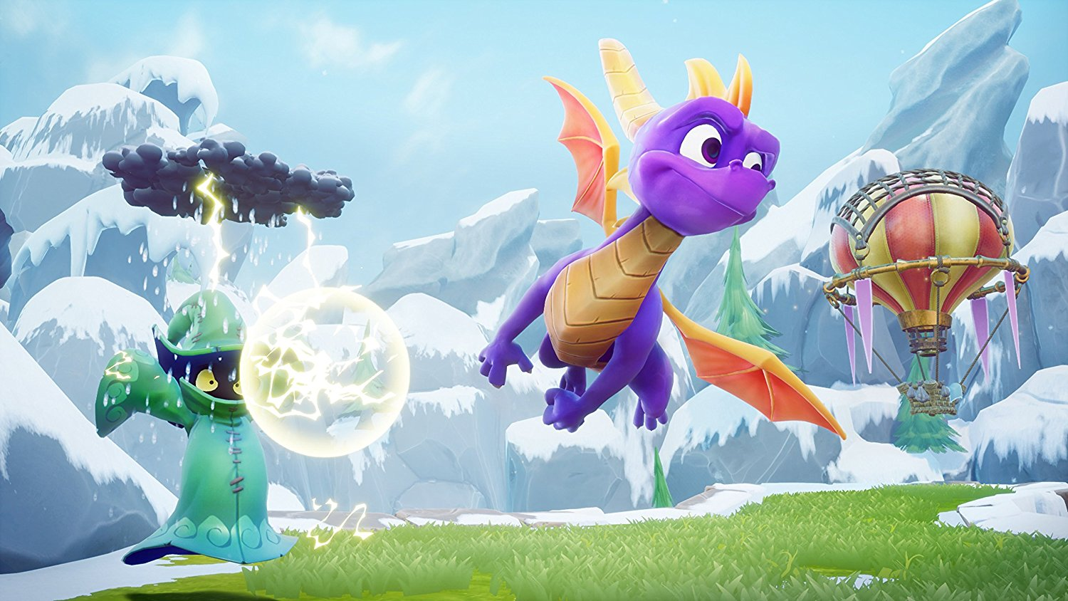 Spyro Reignited Trilogy Amazon leak confirms included