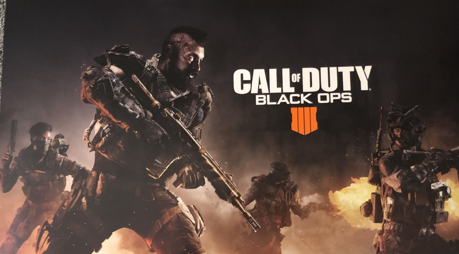 Call of Duty: Black Ops 4's lack of traditional single ...
