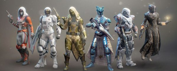 Destiny Solstice Resplendent Hunter Armor Set – Wonderful