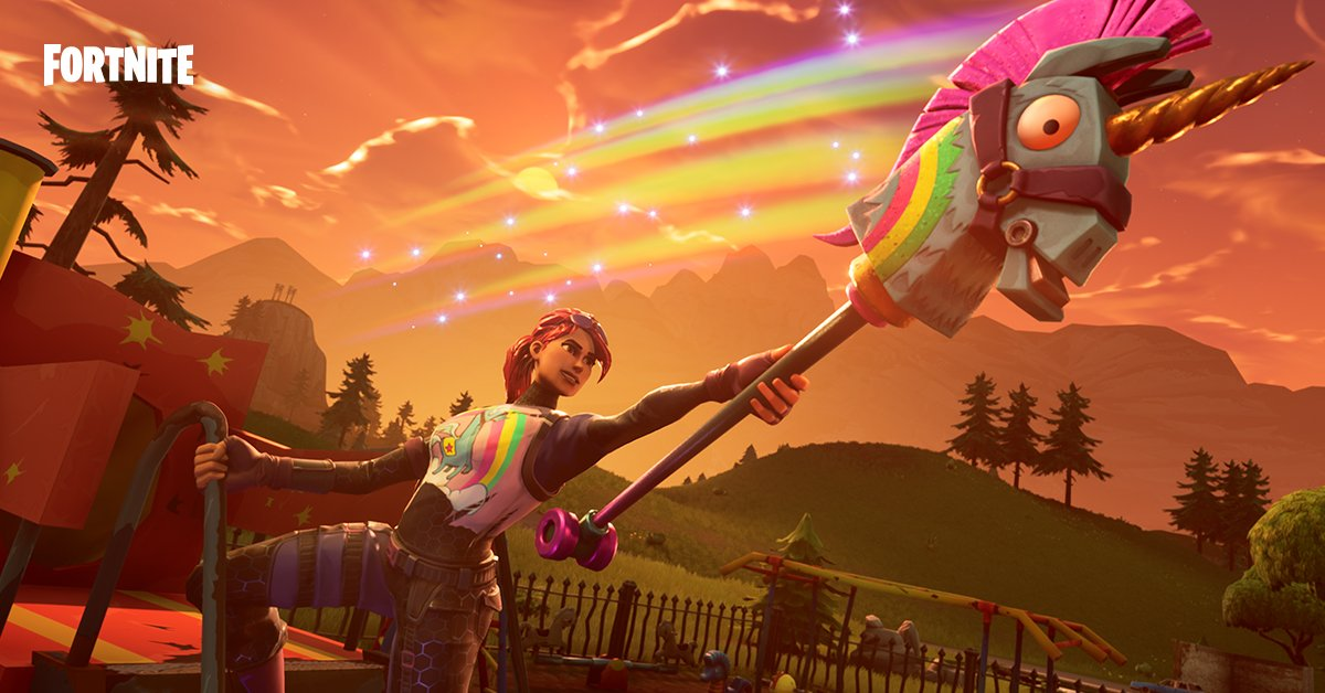 Fortnite Is Getting A Shopping Cart Vehicle - Vg247-9365