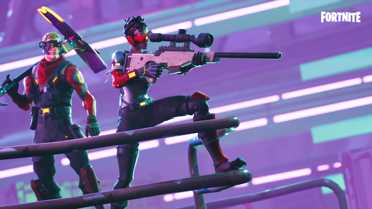 Fortnite Burst Assault Rifle Arrives Today But Weekly -1200