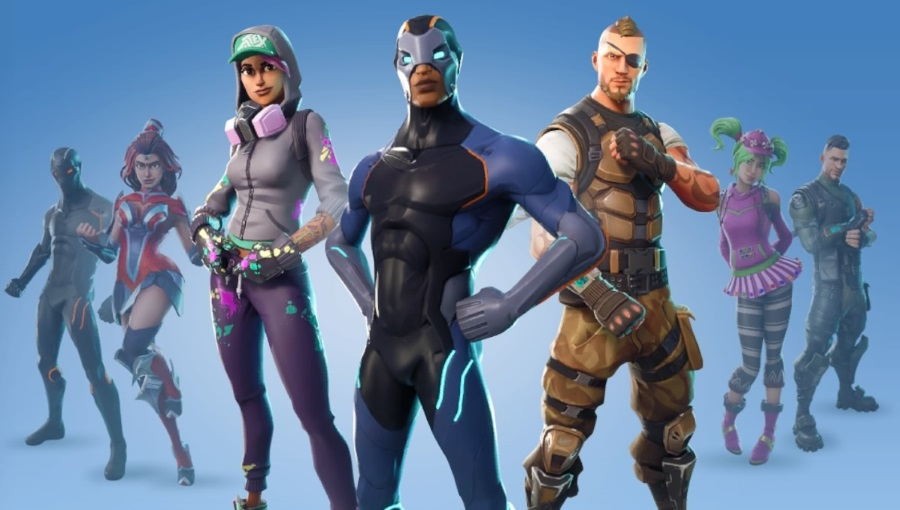 Pin Fortnite Wallpaper Season 4 Characters Images to Pinterest