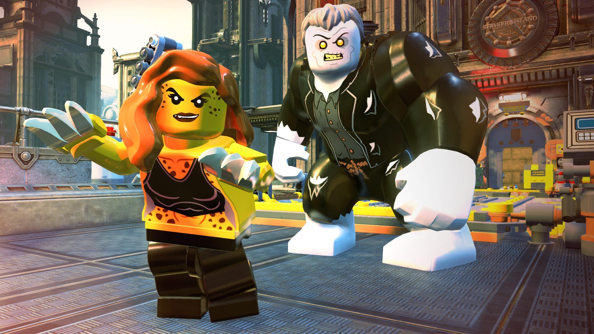 LEGO DC Super-Villains 2018 pc game Img-2