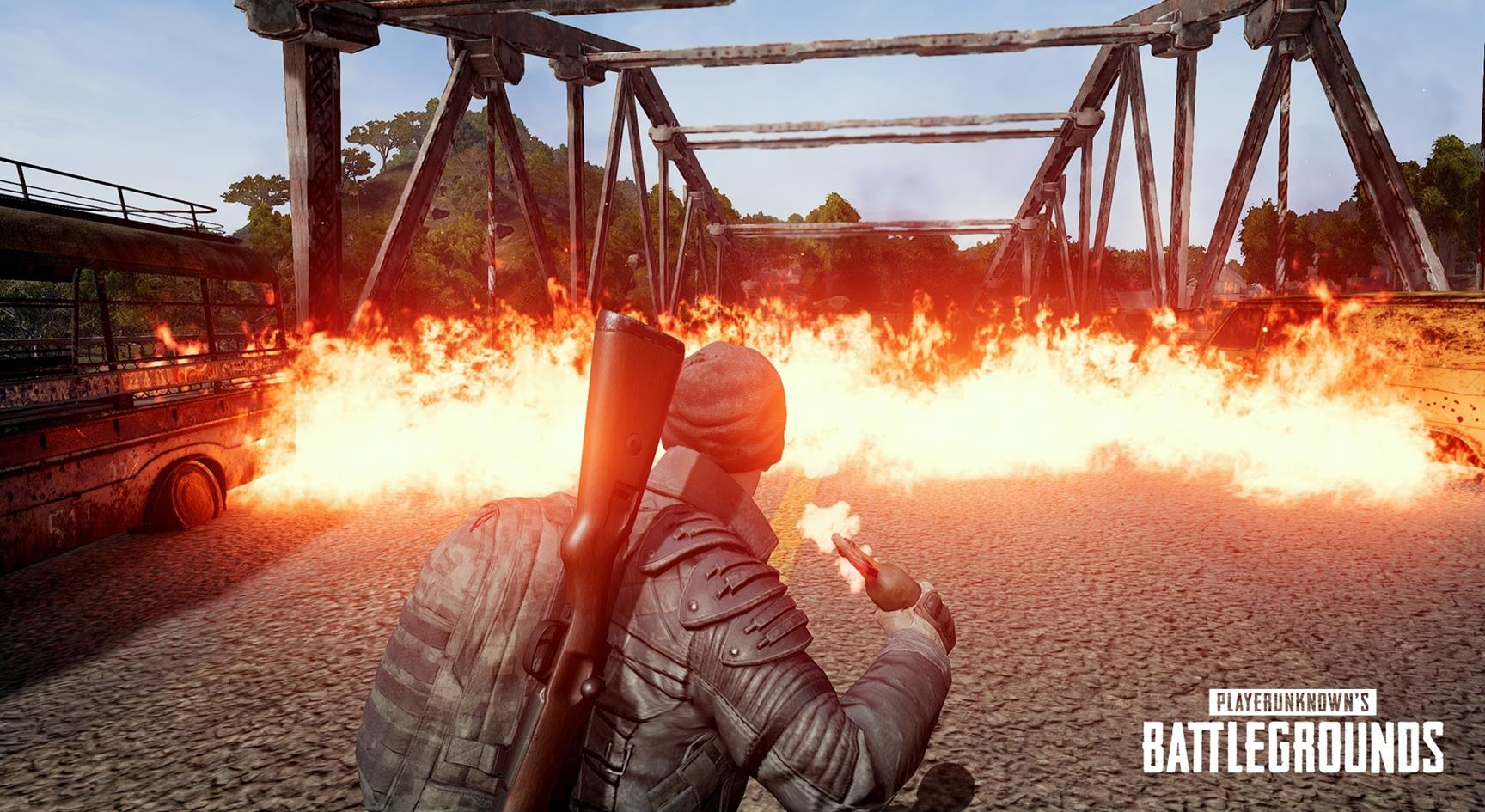 New Pubg Pc Test Patch Overhauls All Grenades  Takes M24