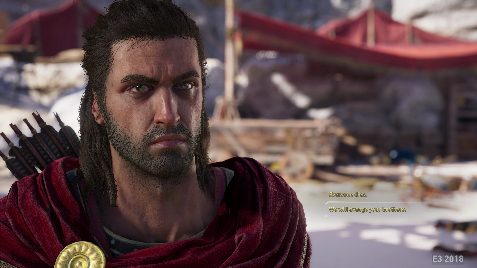 Assassins Creed Odyssey Hauptquest