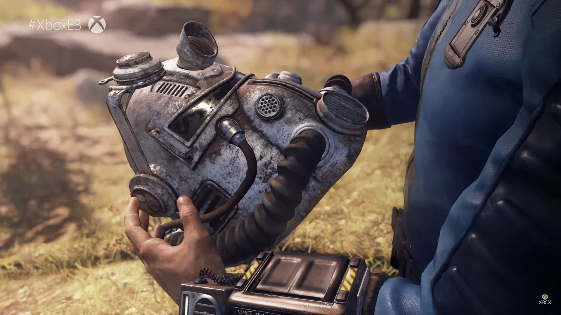 Fallout 76 is an online multiplayer game about the first ...