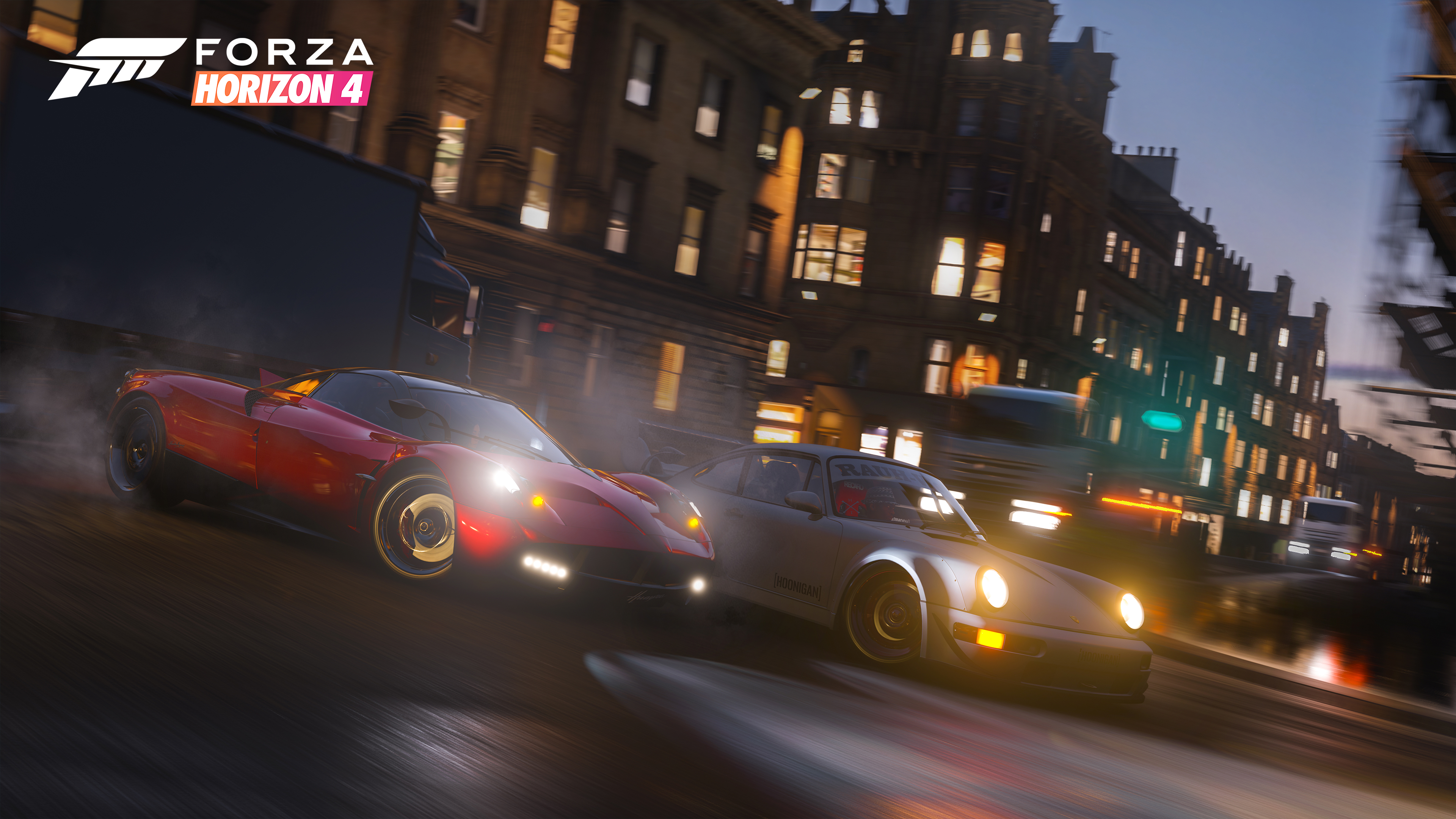 Forza Horizon 3 Car List >> Forza Horizon 4 car list leaks thanks to the Windows Store ...