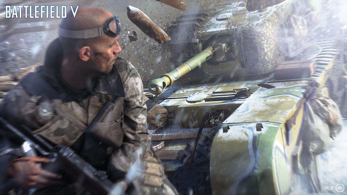 Battlefield 5 hands on a familiar fight with a touch more - Battlefield v concept art wallpaper ...