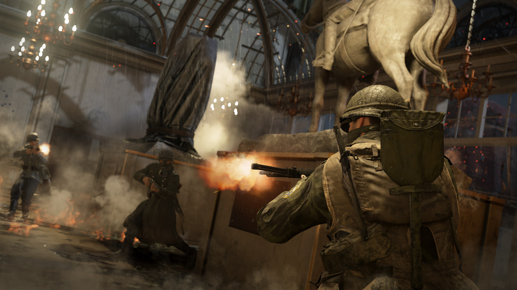 Call Of Duty WW2 PC Game Free Download Full Version