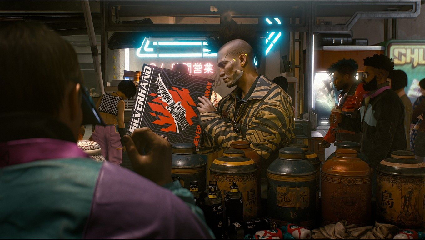 Build A Car Game >> CD Projekt Red details specs of PC running the Cyberpunk 2077 E3 demo build - VG247